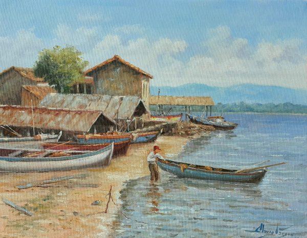 Estaleiro de Pesca